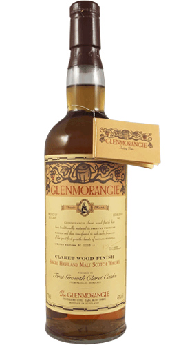 Glenmorangie Claret Wood Finish