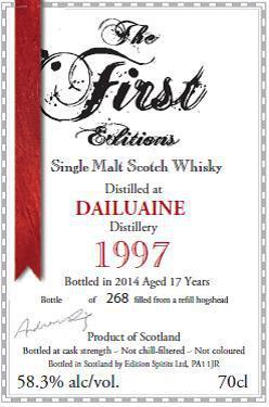 Dailuaine 1997 ED