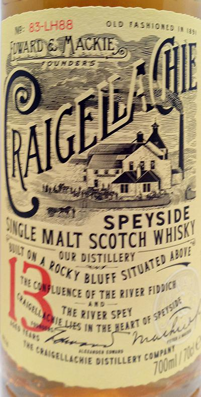 Craigellachie 13-year-old