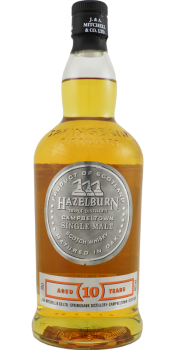 Hazelburn 10-year-old