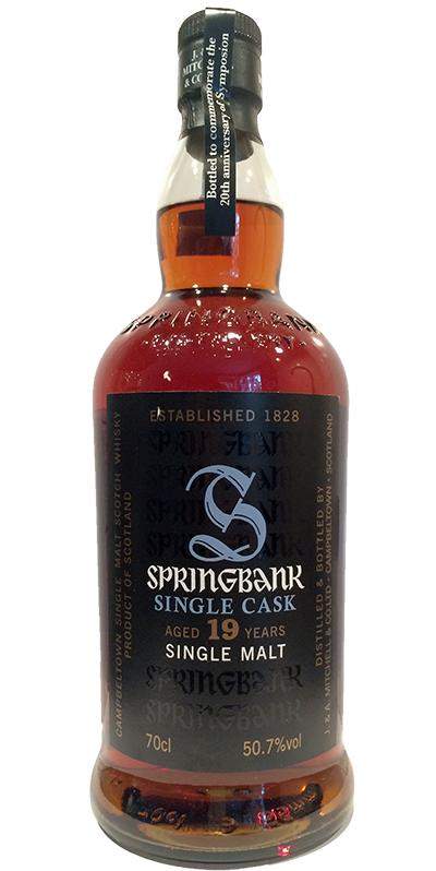 Springbank 19-year-old