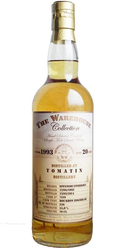 Tomatin 1993 WW8