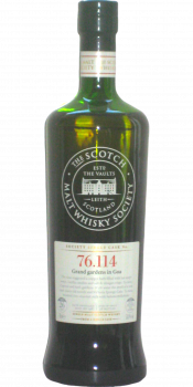 Mortlach 1987 SMWS 76.114