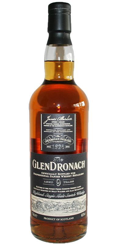 Glendronach 09-year-old