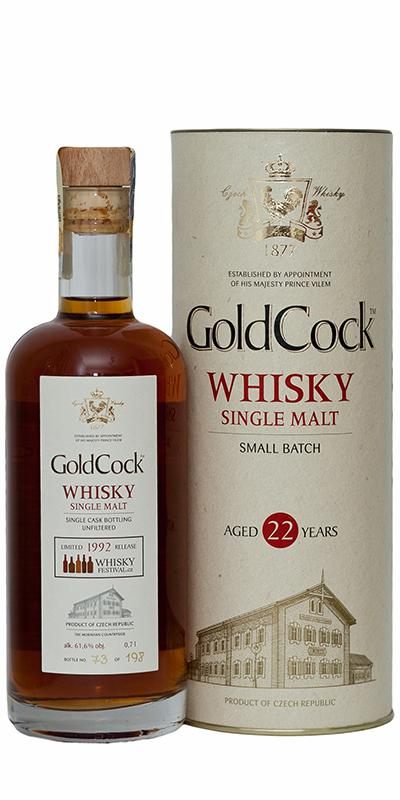 Gold Cock 22-year-old