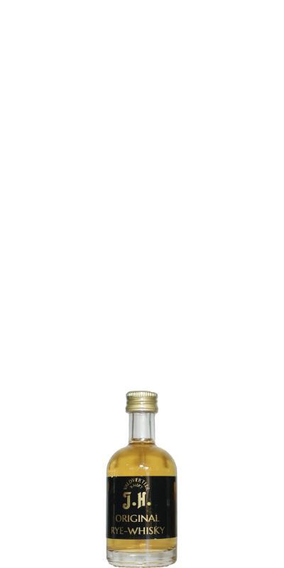 Waldviertler Whisky J.H. Original - Rye Whisky