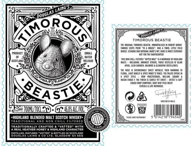 Timorous Beastie DL
