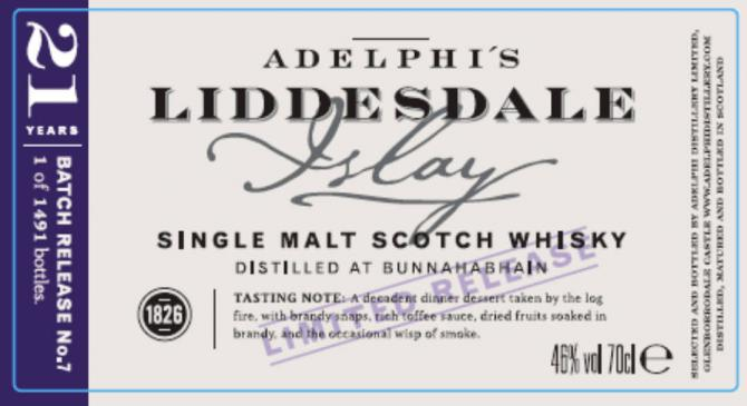 Liddesdale Release No. 7 AD