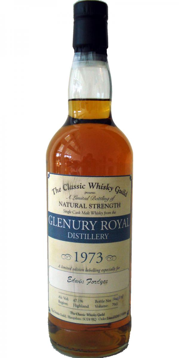 Glenury Royal 1973 CWG
