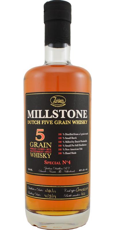 Millstone 5 Grain Whisky