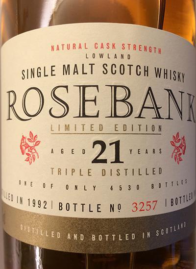 Rosebank 1992