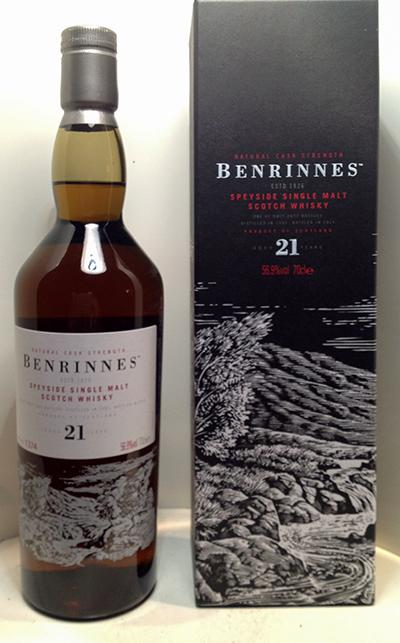Benrinnes 1992