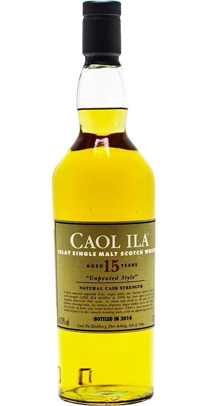 Caol Ila 1998 - Unpeated Style