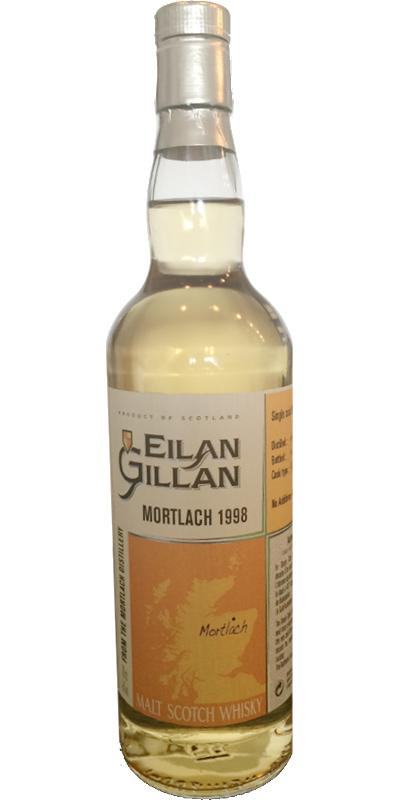 Mortlach 1998 EG