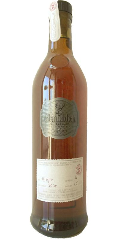 Glenfiddich 15-year-old CS