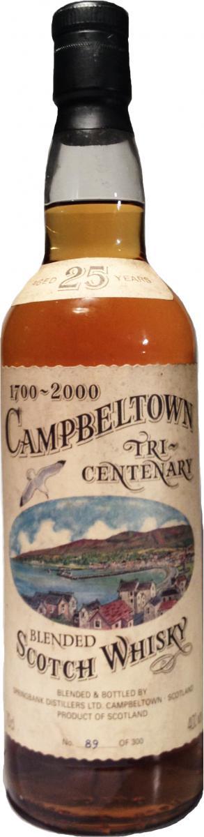 Campbeltown Loch 25-year-old SpD