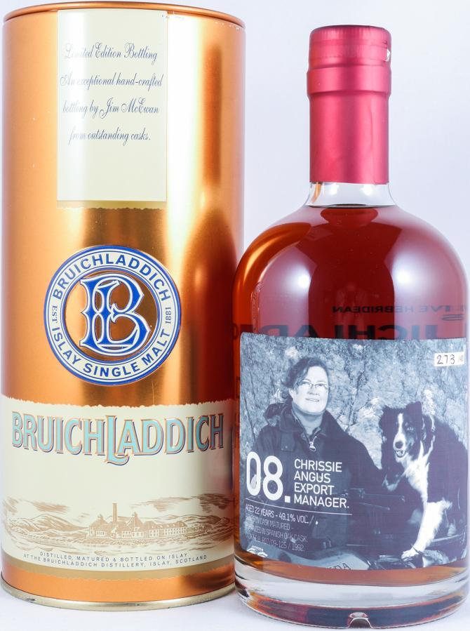 Bruichladdich 1992