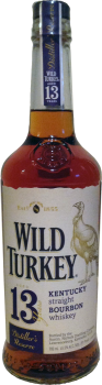 Wild Turkey 13-year-old