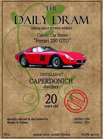 Caperdonich 1994 TDD