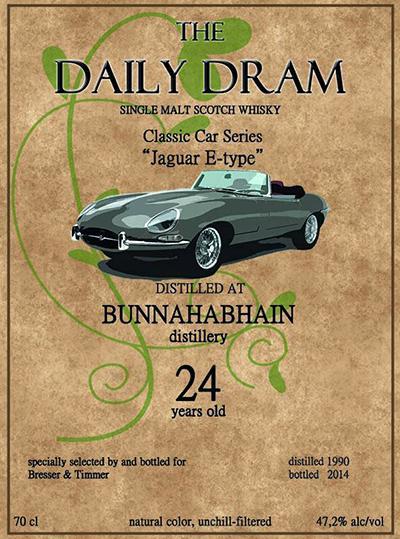 Bunnahabhain 1990 TDD