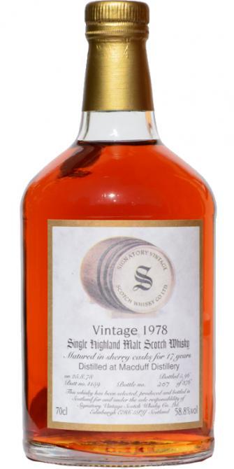 Macduff 1978 SV