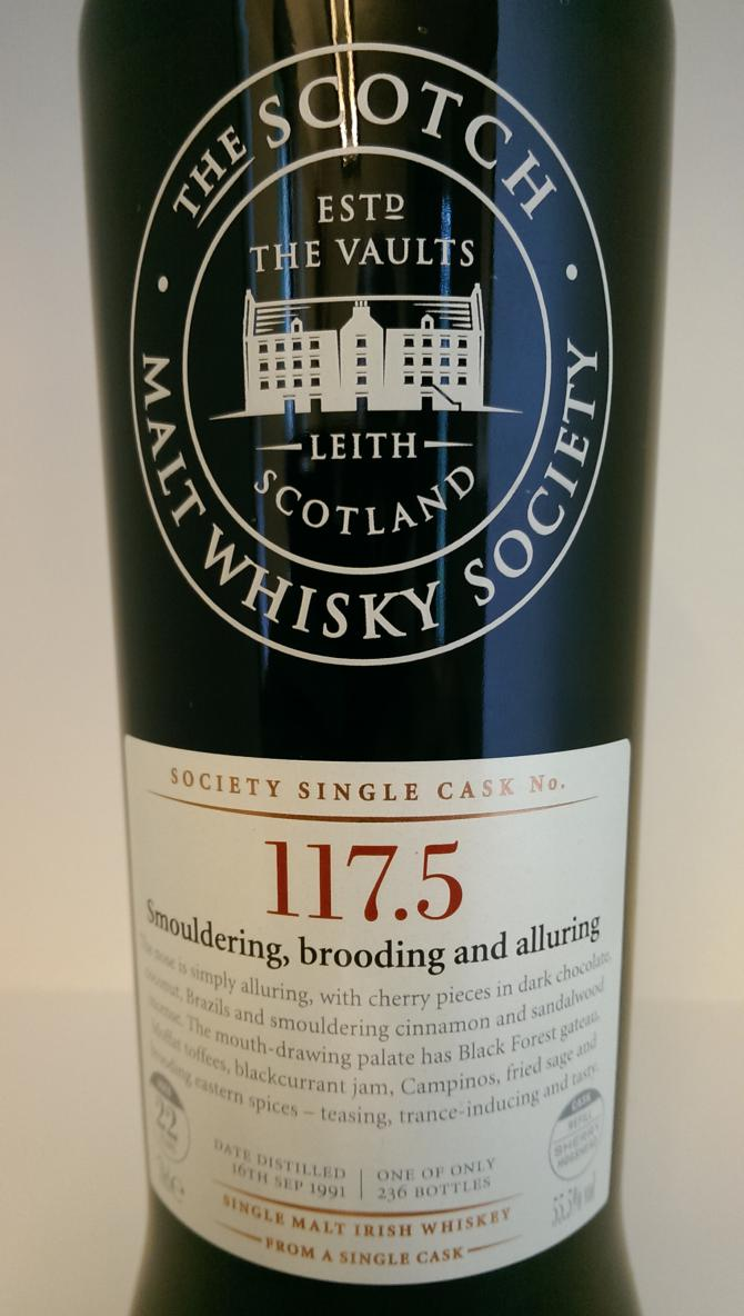 Cooley 1991 SMWS 117.5