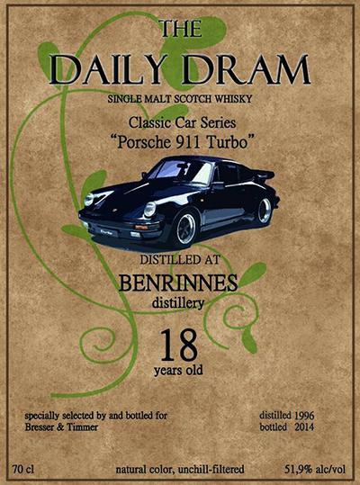 Benrinnes 1996 TDD