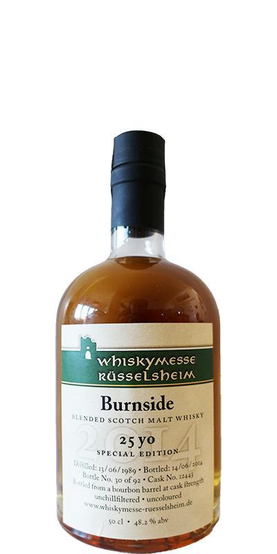 Burnside 1989 WmR