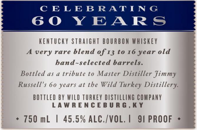 eee9b921987 Wild Turkey Diamond Anniversary - Ratings and reviews - Whiskybase