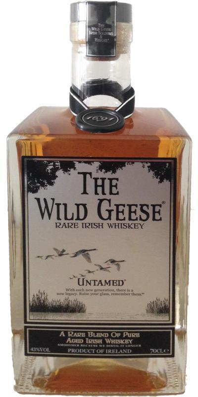 The Wild Geese Rare Irish Whiskey - Untamed