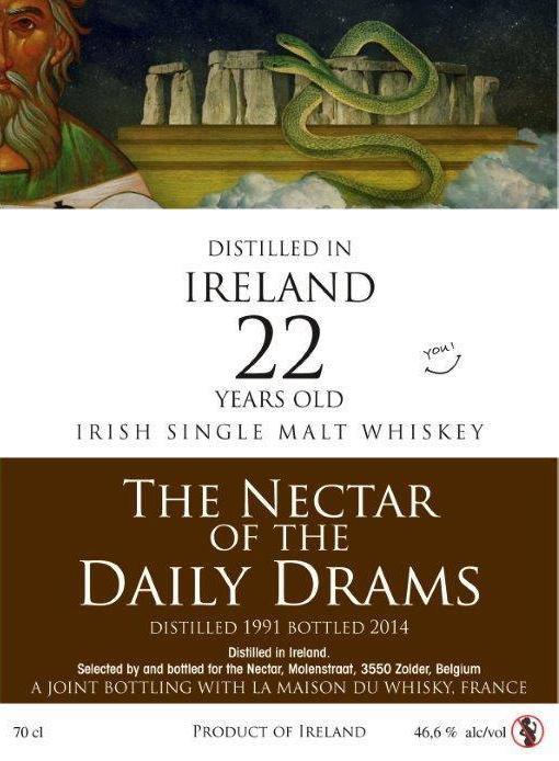 Ireland 1991 DD
