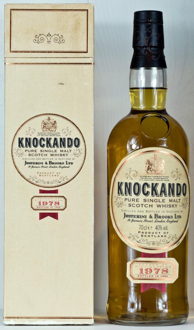 Knockando 1978
