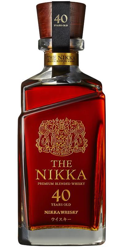 Nikka 40-year-old