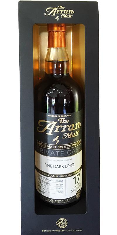 Arran 1996 The Dark Lord