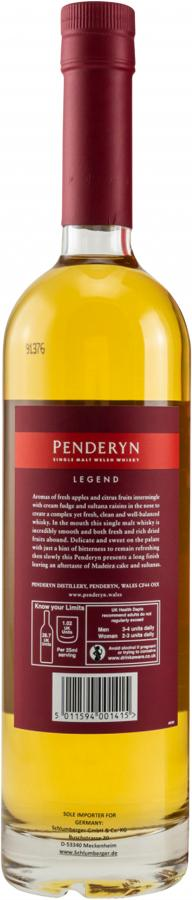 Penderyn Legend