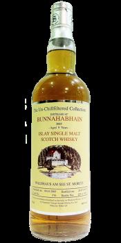 Bunnahabhain 2005 SV