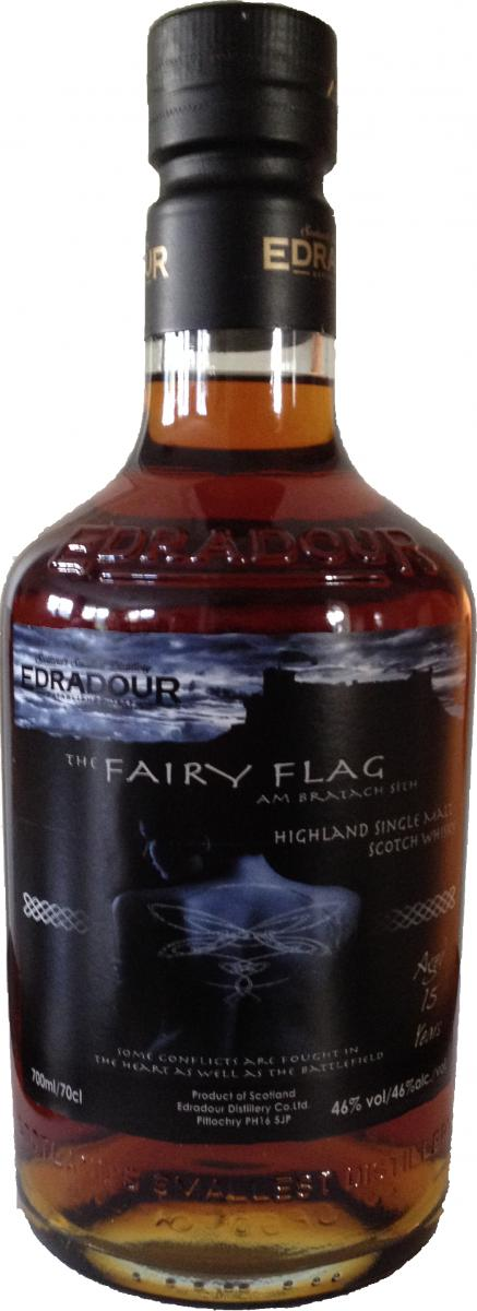 Edradour 15-year-old The Fairy Flag