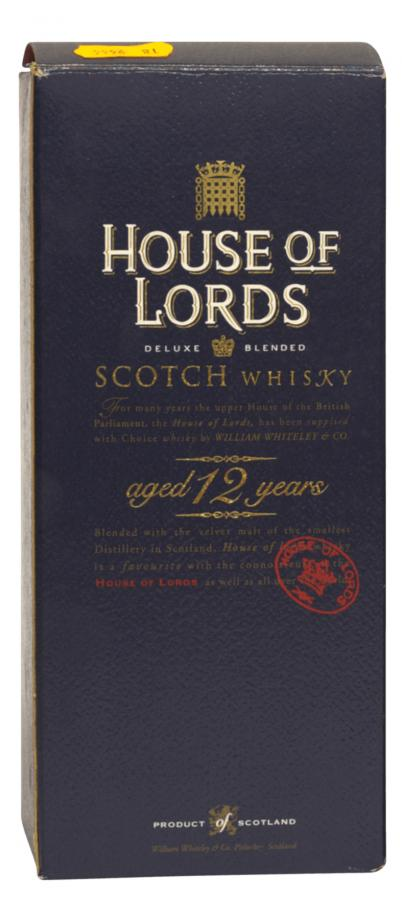 House of Lords 12-year-old