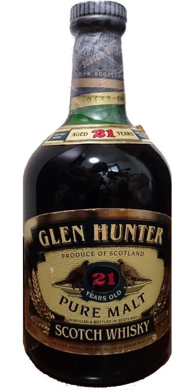 Glen Hunter 21-year-old