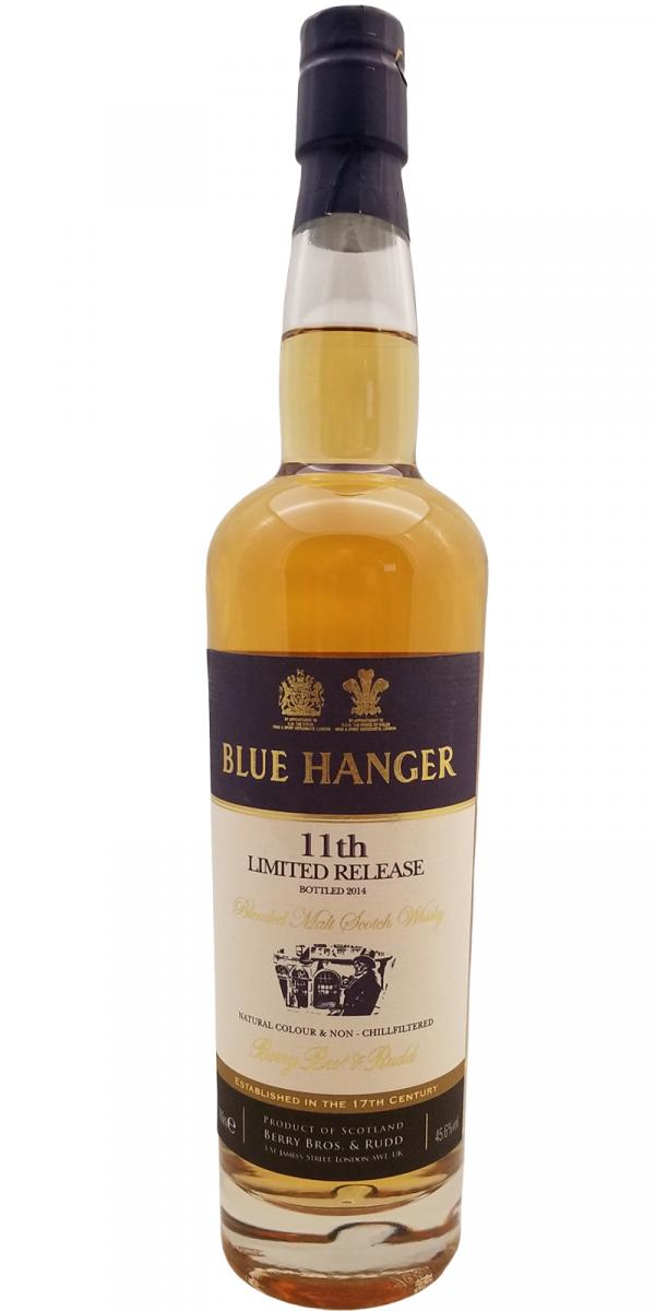 Blue Hanger 11th Limited Release