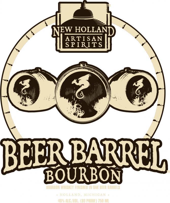 New Holland Brewing Beer Barrel Bourbon