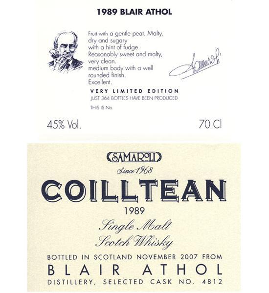 Blair Athol 1989 Sa