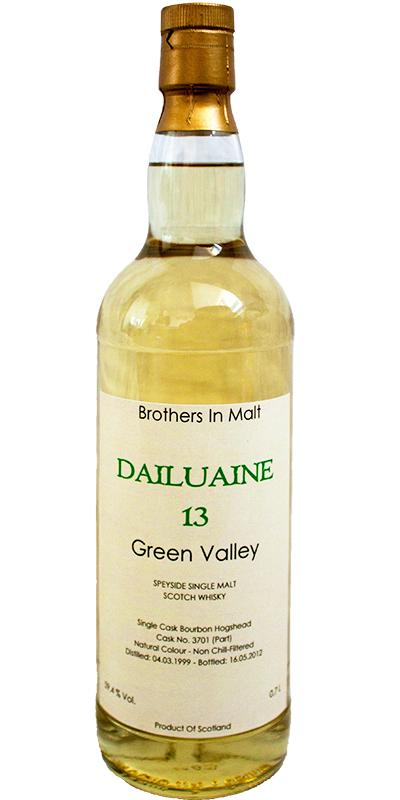 Dailuaine 1999 BiM