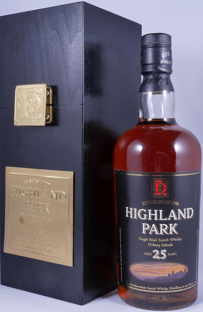 Highland Park 25-year-old