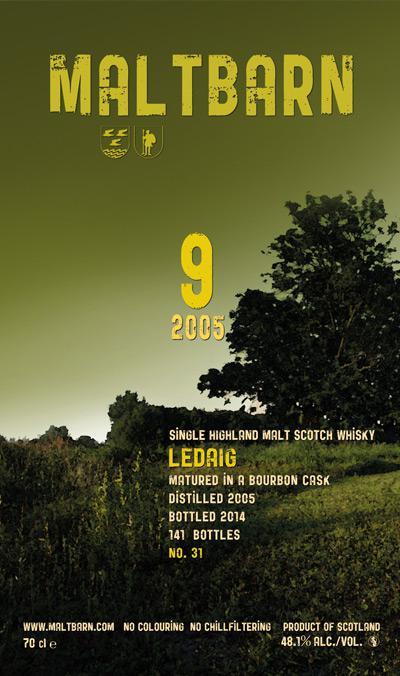 Ledaig 2005 MBa