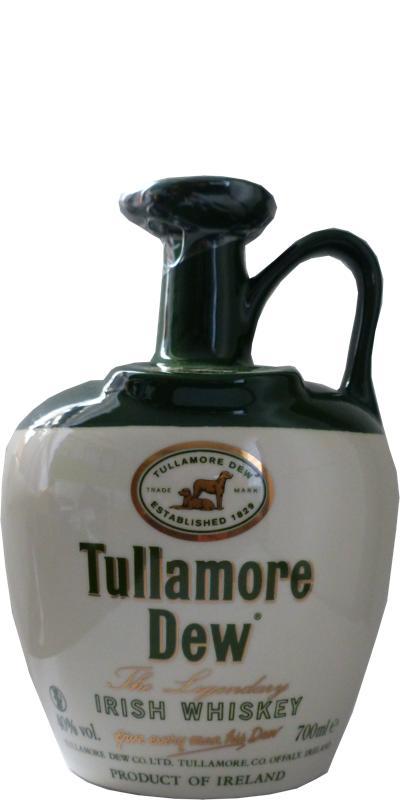 Tullamore Dew Ceramic Jug
