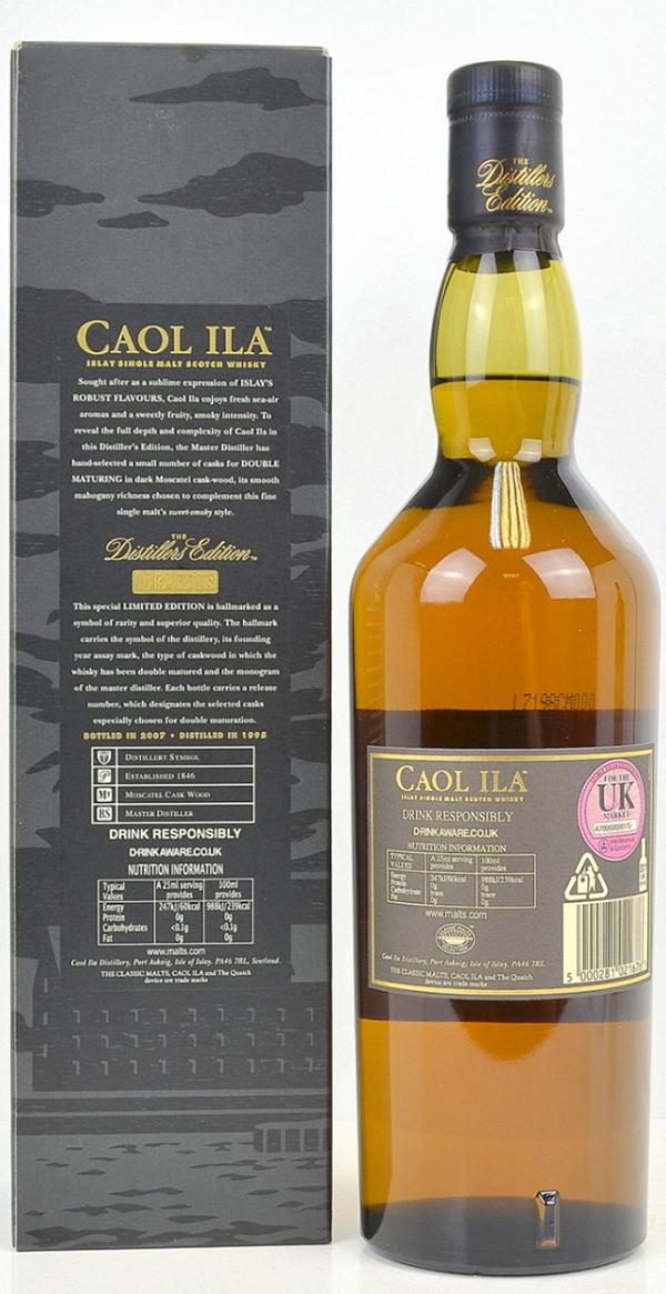 Caol Ila 1995