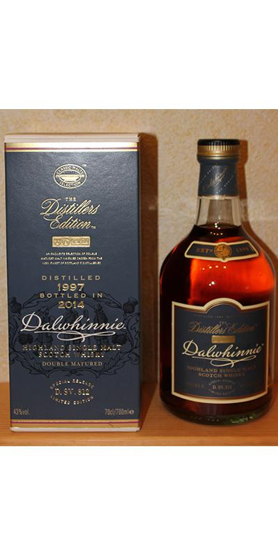Dalwhinnie 1997