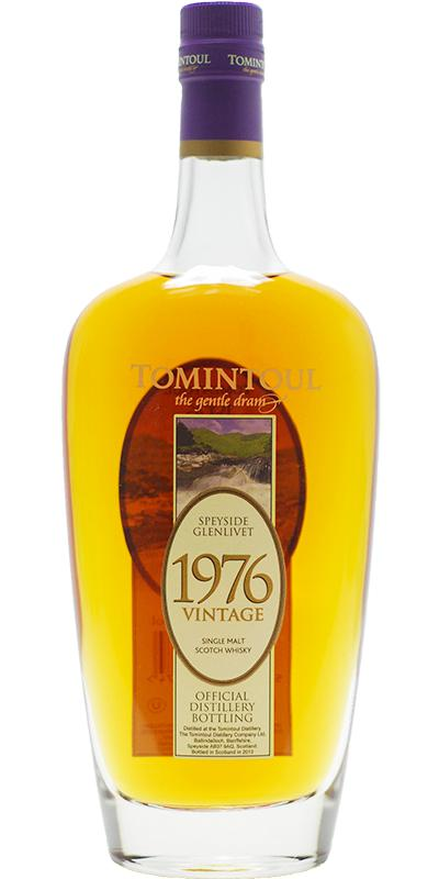 Tomintoul 1976