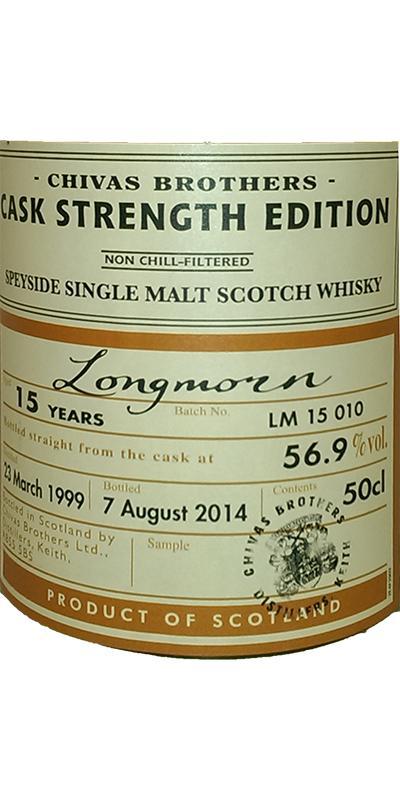 Longmorn 1999